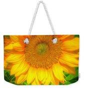 Sunflower 8 Weekender Tote Bag
