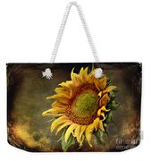 Sunflower Art 2 Weekender Tote Bag