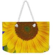 Sunflower Art Weekender Tote Bag