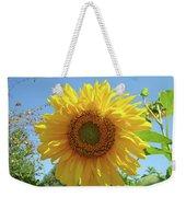 Sunflower Art Prints Sun Flower 2 Giclee Prints Baslee Troutman Weekender Tote Bag