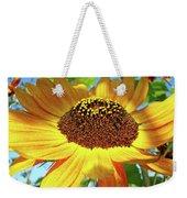 Sunflower Art Prints Sun Flowers Gilcee Prints Baslee Troutman Weekender Tote Bag