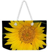 Sunflower At Dusk Weekender Tote Bag