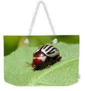 Sunflower Beetle Weekender Tote Bag
