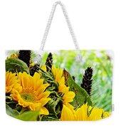 Sunflower Bouquet 2 Weekender Tote Bag