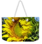 Sunflower By Design Weekender Tote Bag