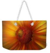 Sunflower Dawn Zoom Weekender Tote Bag