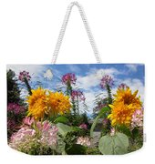 Sunflower Day Weekender Tote Bag