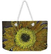 Sunflower Dreaming Weekender Tote Bag