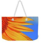 Sunflower Elegance Weekender Tote Bag