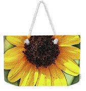 Sunflower Expressed Weekender Tote Bag