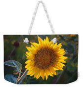 Sunflower - Facing East Weekender Tote Bag