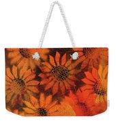 Sunflower Field 1.2 Weekender Tote Bag