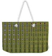 Sunflower Field Abstract Weekender Tote Bag