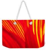 Sunflower Fire 3 Weekender Tote Bag