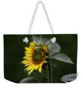 Sunflower Fractalius Beauty Weekender Tote Bag