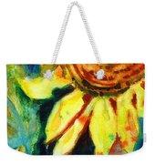 Sunflower Head 4 Weekender Tote Bag