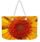 Sunflower In The Sun Weekender Tote Bag