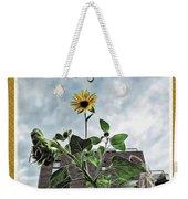 Sunflower Inspiration Weekender Tote Bag