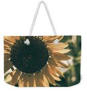 Sunflower Matte Weekender Tote Bag