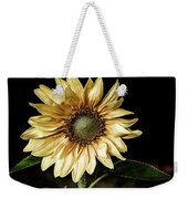 Sunflower Modified Weekender Tote Bag