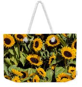 Sunflower Near Van Gogh Museum Weekender Tote Bag