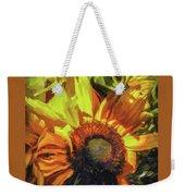 sunflower No. 1 Weekender Tote Bag