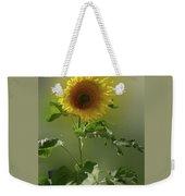 sunflower No. 10 Weekender Tote Bag