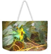 sunflower No. 9 Weekender Tote Bag