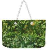 sunflower No.5 Weekender Tote Bag