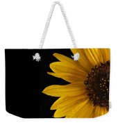 Sunflower Number 3 Weekender Tote Bag