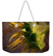 Sunflower On The Side Weekender Tote Bag