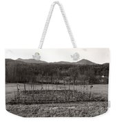 Sunflower Plot Weekender Tote Bag
