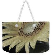 Sunflower Rain Weekender Tote Bag