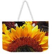 Sunflower Rise Weekender Tote Bag