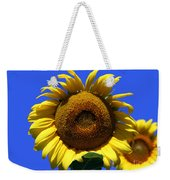 Sunflower Series 09 Weekender Tote Bag