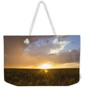 Sunflower Set Weekender Tote Bag