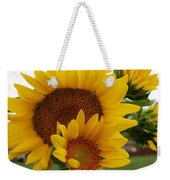 Sunflower Show Weekender Tote Bag