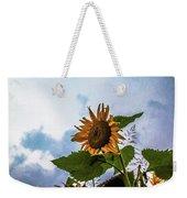 Sunflower Sky Weekender Tote Bag