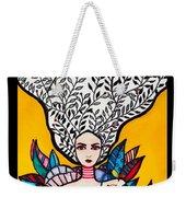Sunflower Soul Weekender Tote Bag