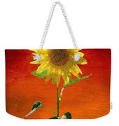 Sunflower Summer  Weekender Tote Bag
