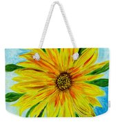 Sunflower Sunshine Of Your Love Weekender Tote Bag