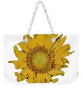 Sunflower T Weekender Tote Bag
