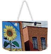 Sunflower Town Weekender Tote Bag