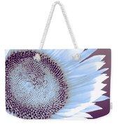 Sunflower Starlight Weekender Tote Bag