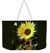 Sunflowers-5200-fractal Weekender Tote Bag