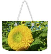 Sunflowers Art Prints Sun Flower Giclee Prints Baslee Troutman Weekender Tote Bag