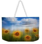 Sunflowers Dreamscape Weekender Tote Bag