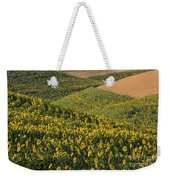 Sunflowers In The Palouse Weekender Tote Bag