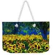 Sunflowers No2 Weekender Tote Bag