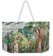 Sunken Garden Weekender Tote Bag